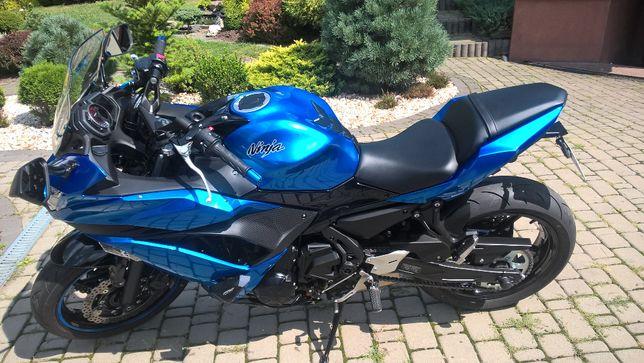 Kawasaki Ninja 650 A2 2018.NOWY.2150 km
