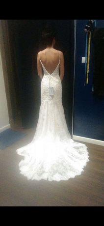 Suknia ślubna Justin Aleksander
