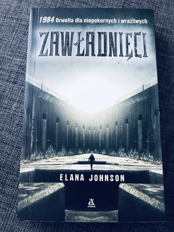 Książka Elana Johnson ZAWŁADNIĘCI Jak NOWA
