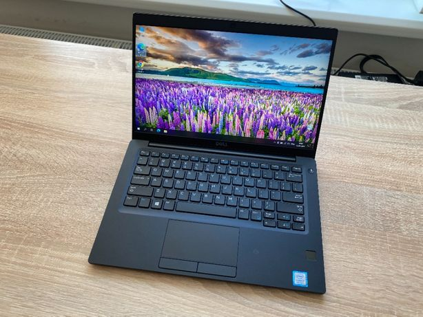 Ноутбук 2019р Dell Latitude 7390 FullHD ips, Intel® i7, 16 DDR4 256SSD