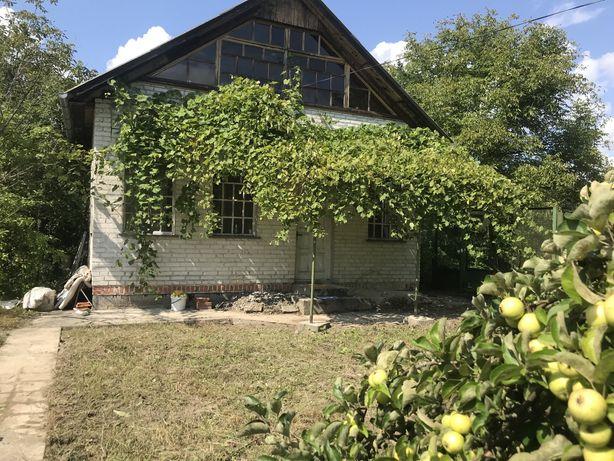 Продається дача будинок з землею город