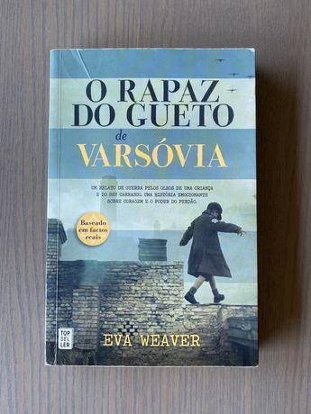 O rapaz do Gueto de Varsóvia - livro