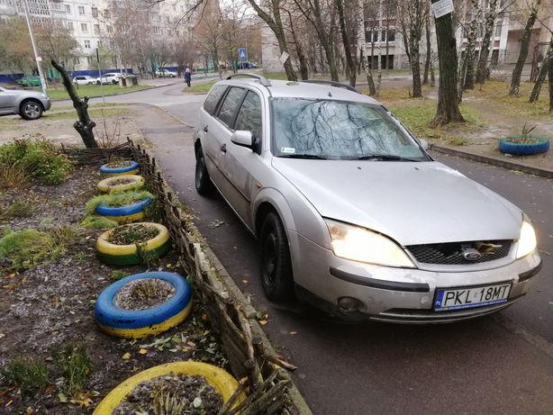 Форд мондео 3 дизель.