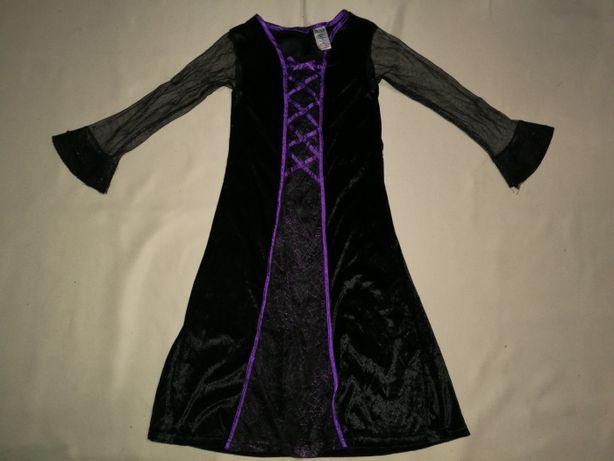 Suiienka wampir, wampirka, czarownica roz.5-6lat(110-116cm)