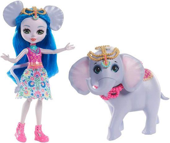 Кукла Энчантималс Екатерина и слон Enchantimals Ekaterina Elephant