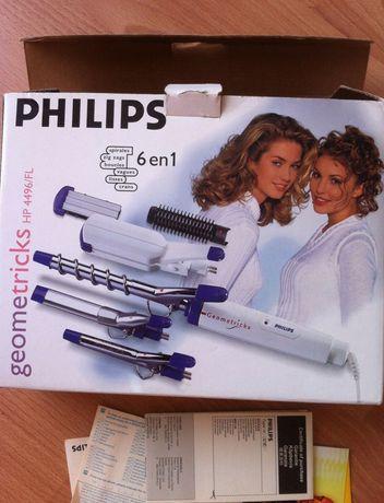 Philips - Modelador cabelo 6 em 1