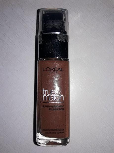 Тональный крем L'Oreal Paris True Match Super Blendable dark coffee