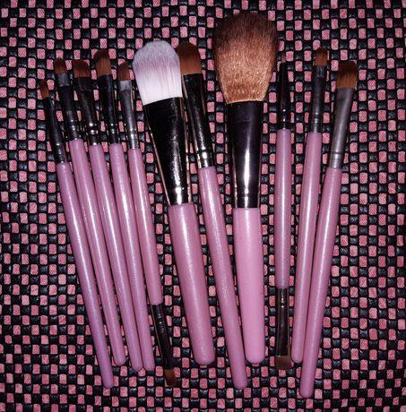 Кисти для макияжа(11 штук)