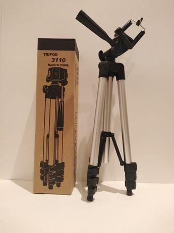 Tripod 3110 штатив 104 см для смартфона камеры лампы трипод