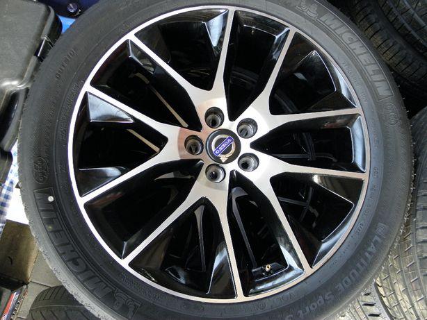 Felgi koła 20 XC90 V90 XC60 5x108 Opony 275/45R20 Michelin
