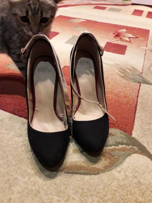 Туфли женские замша Лебедин - изображение 1