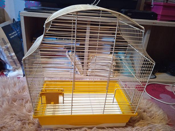 Klatka dla papugi/papug