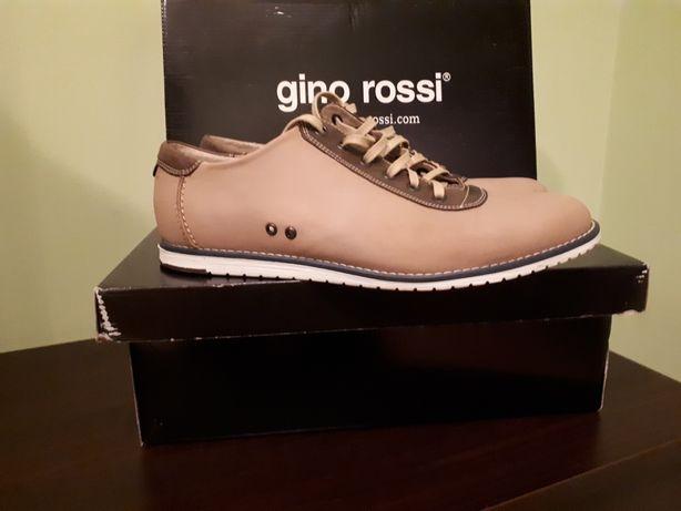 Buty męskie Gino Rossi