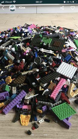 Продам 3 кг конструктора Лего