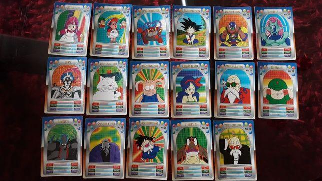 Cartas DragonBall (non official playing cards)