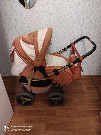 Продаю детскую коляску трансформер зима -лето