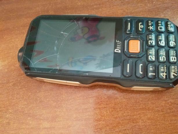 DBeiF телефон с18800мАч