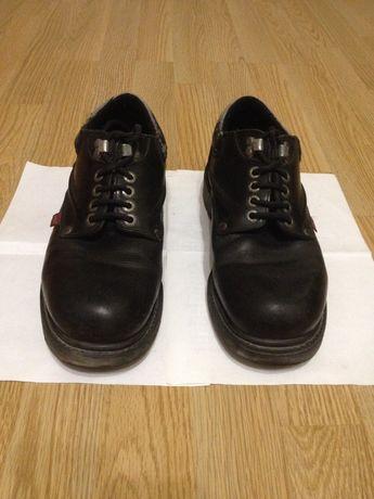 Ботинки Levi's с качественной хорошей кожи, 42р