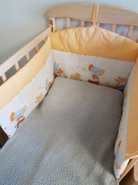 СРОЧНО! Защитный бортик для детской кроватки