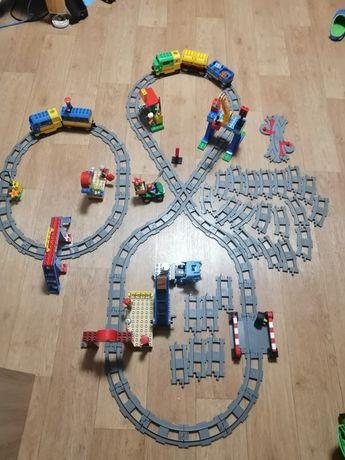 Лего дупло Наборы с железной дороги оригинал оптом