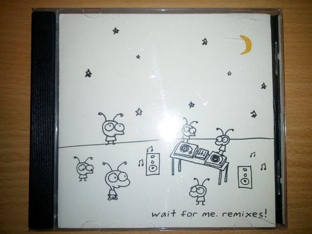 Moby - Wait for me. Remixes
