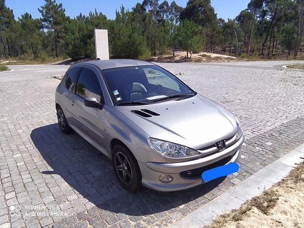Peugeot 206 2.0 hdi Comercial está de origem