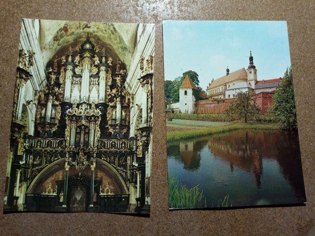 Kartki pocztowe PRL, pocztówki lata 70, widokówki