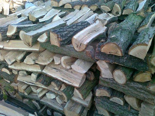Drewno kominkowe,opałowe -2letnie suche buk,dąb,grab  -RABAT