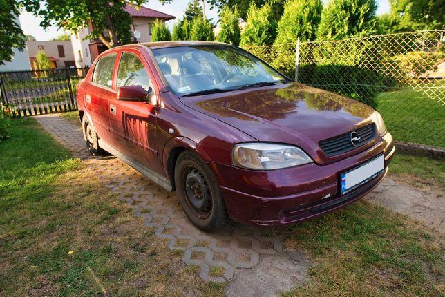 Opel Astra G 2002 LPG 1,6 8V