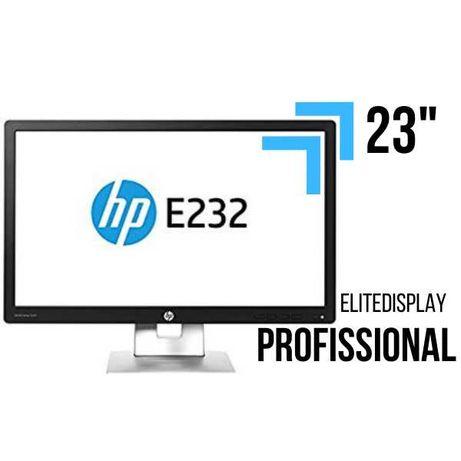 Monitor HP EliteDisplay E232 - Recondicionado com Garantia