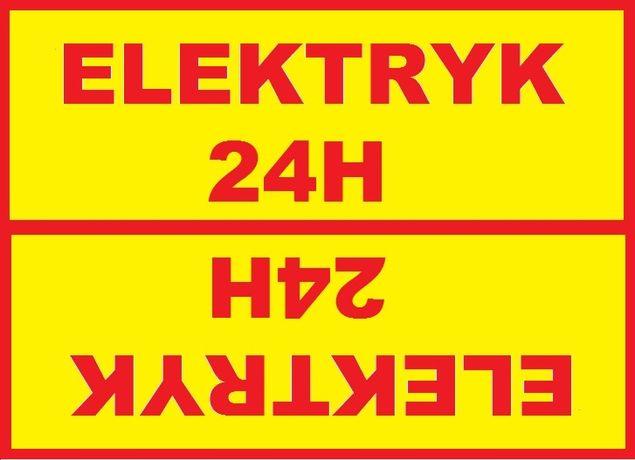 Sprawdzony Elektryk Wrocław - Usługi Elektryczne - Usuwanie Awari 24h