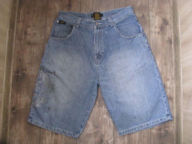 Шорты мужские джинсовые w34 xl наш 50-52