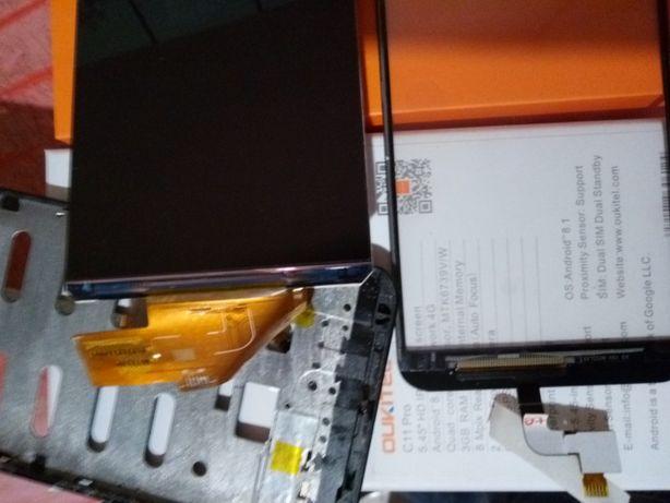 OUKITEL - RAM:3GB ROM:16GB / батарея 3400mAh