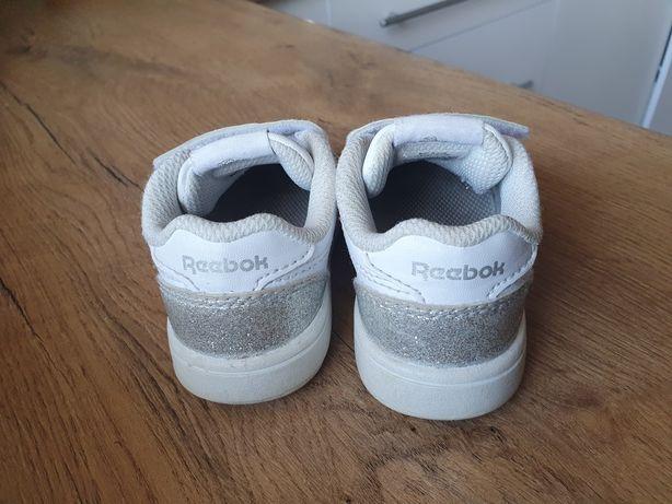 Buty sportowe Reebok rozm. 20 wkładka. 10.5cm