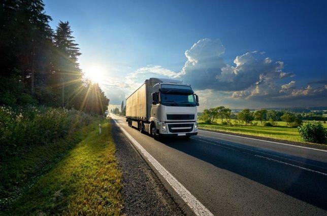 Firma transportowa z licencją, również licencja agencji pracy