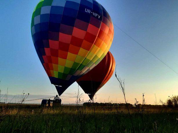 Воздушный шар Харьков SkyTravel (Полёт на воздушном шаре )