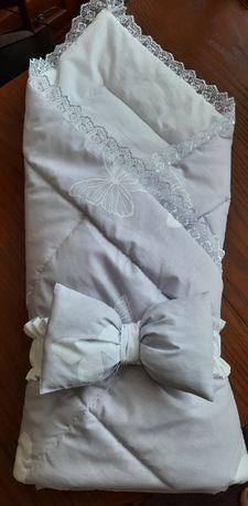 Детские конверты- одеяла на выписку