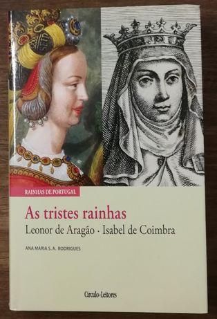 as tristes rainhas, ana maria s. a. rodrigues, círculo leitores