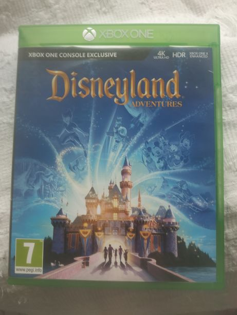 Xbox one gra Disneyland Adventures