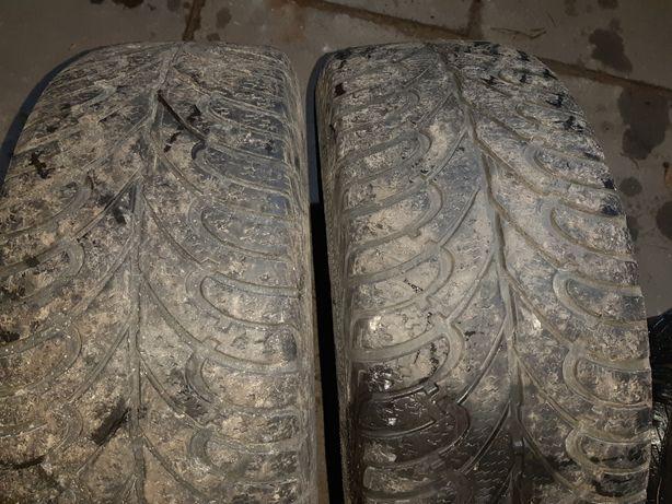 2 szt opon zimowych fulda krisall