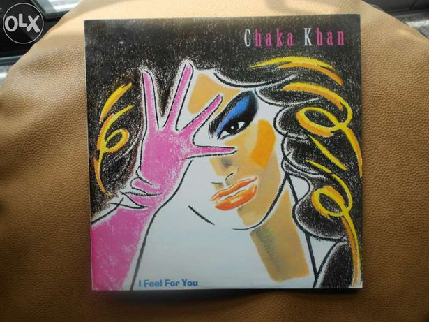Chaka Khan, I Feel for you