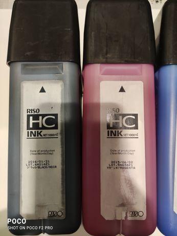 Tusz Riso HC 1000 ml