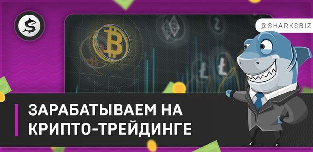 Топовые Курсы за 350грн Торговля криптовалютой Сережа 01k Hamaha
