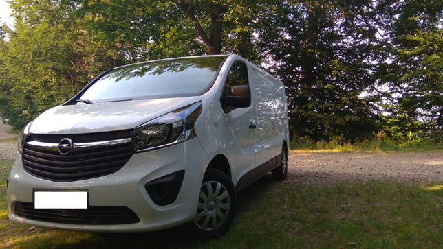 WYNAJEM Busa dostawczy! VAN Opel VIVARO blaszak! 2018 transport, Przep