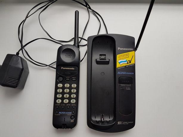 Радиотелефон Panasonic KX-TC1005RUB