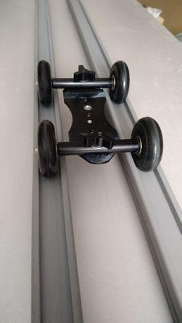 Скейтер для видео Тележка для видеосъемки