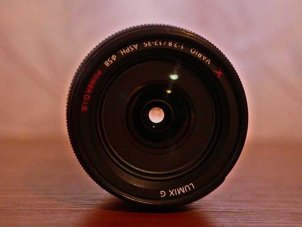 Panasonic 12-35mm f/2.8
