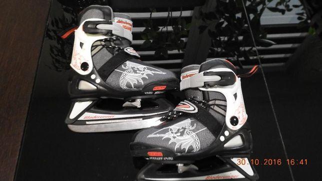 Łyżwy hokejówki