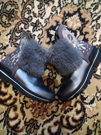 Ботиночки на осень весну