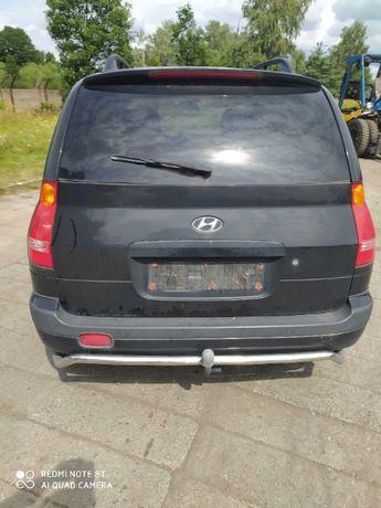 Hyundai matrix zderzak tył